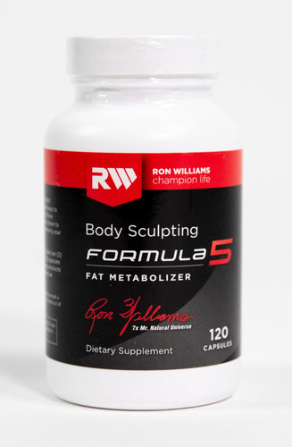 Body Sculpting Formula 5