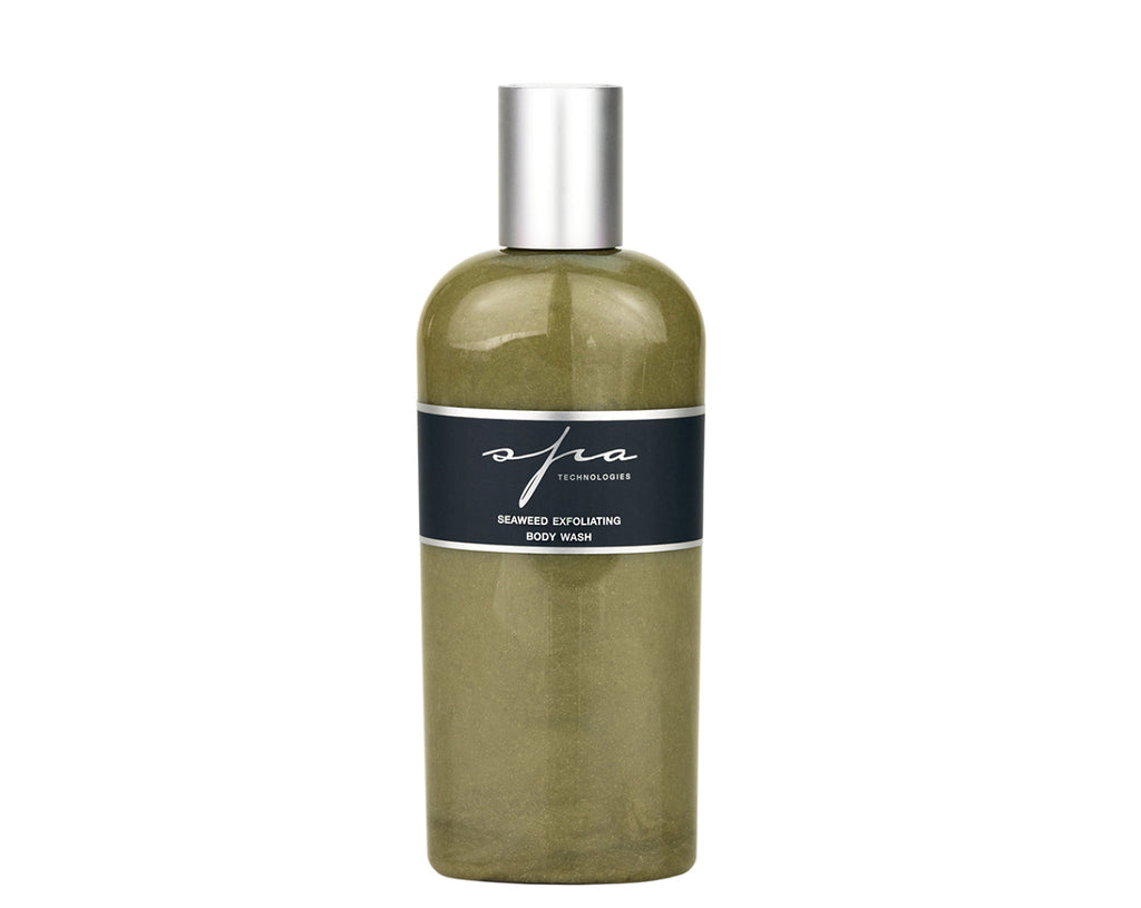 SEAWEED EXFOLIATING BODY WASH
