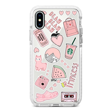 Aesthetic Sticker Case AES-02