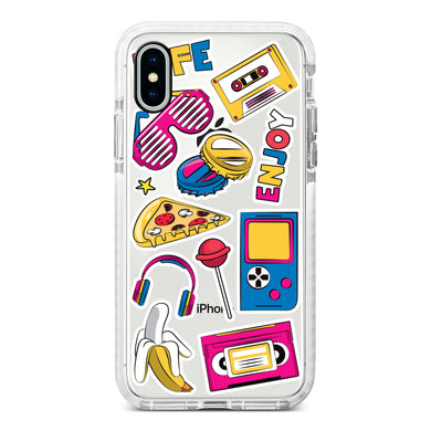 Aesthetic Sticker Case AES-08