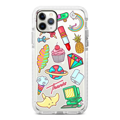 Aesthetic Sticker Case AES-09