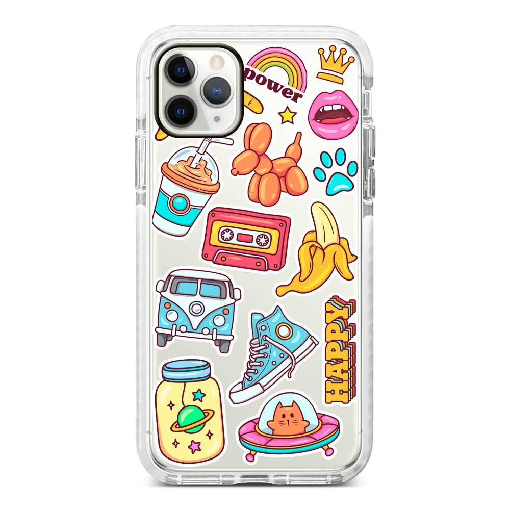 Aesthetic Sticker Case Aes 10 Cassion Store