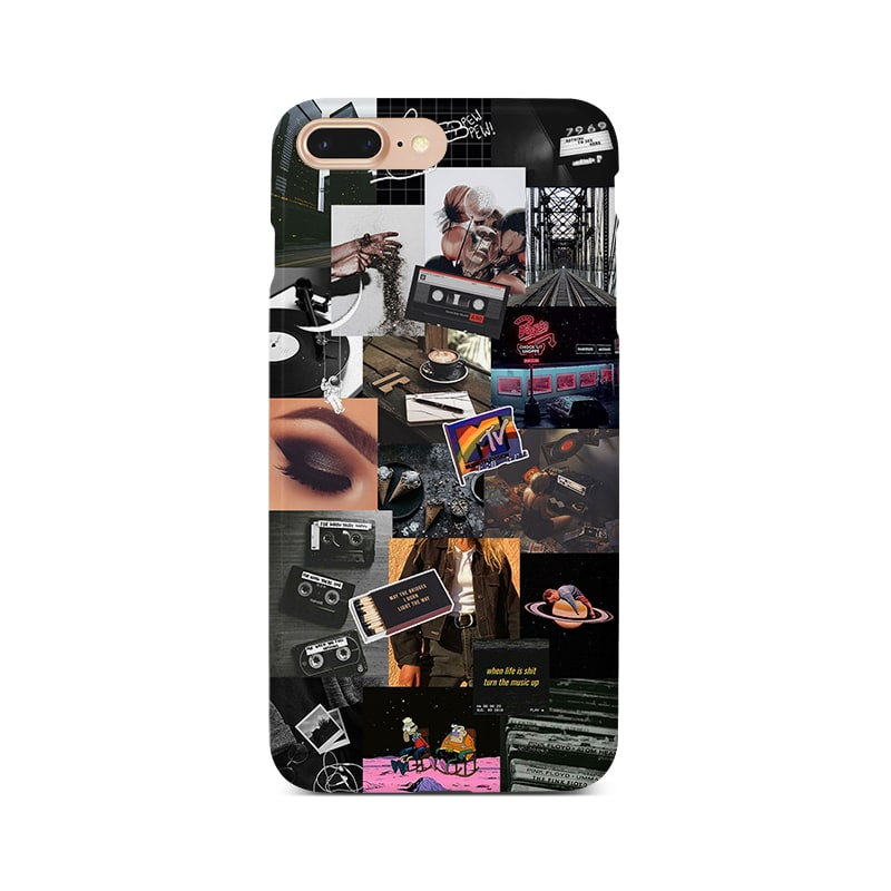 Aesthetic Collage Case CL-05