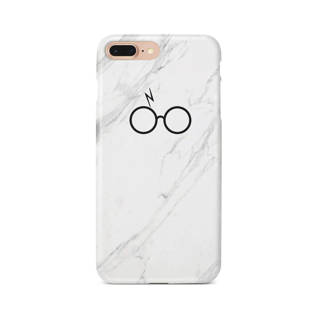 Case Harry Potter Scar and Glasses HP-01