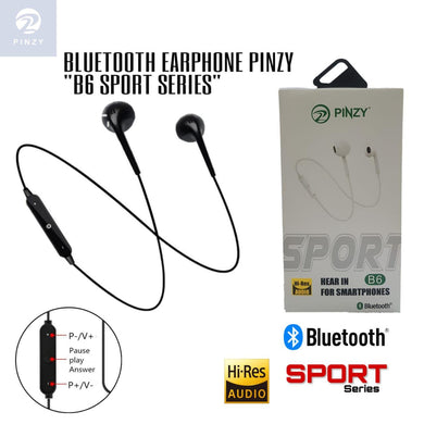 Headset Bluetooth Pinzy Sport B6 Series