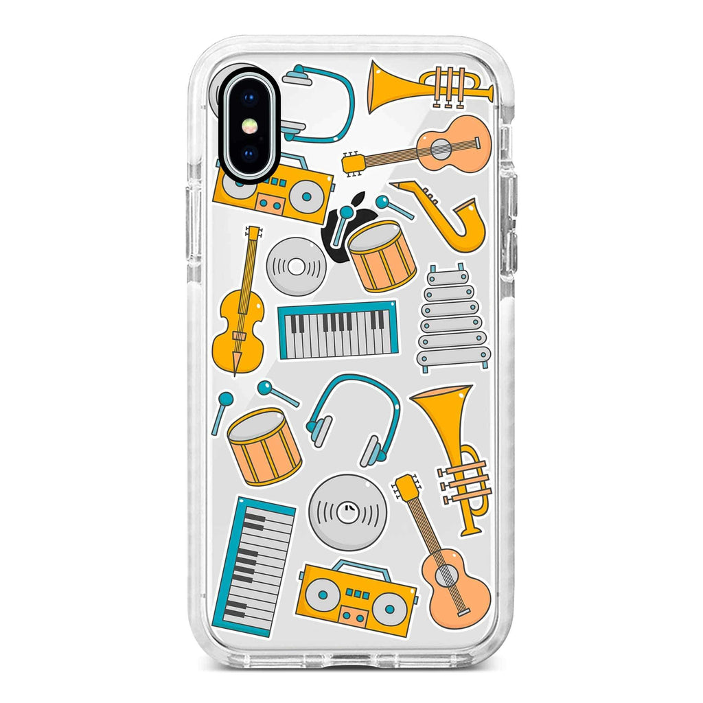 Music Instruments Sticker
