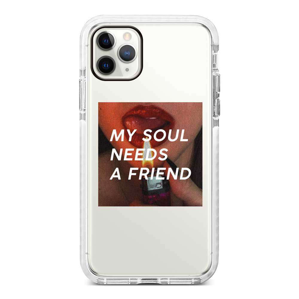 My Soul Needs A Friend