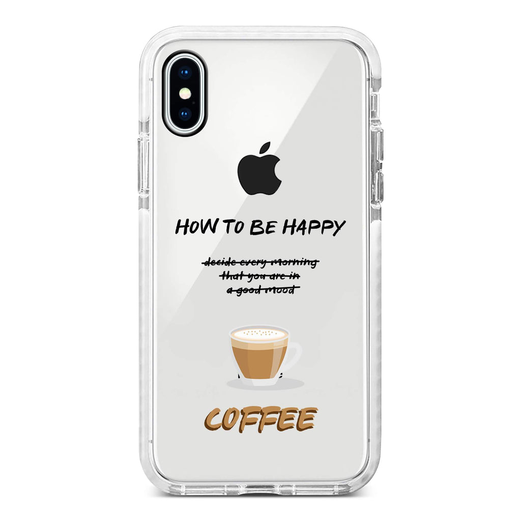 How to be happy? Coffee
