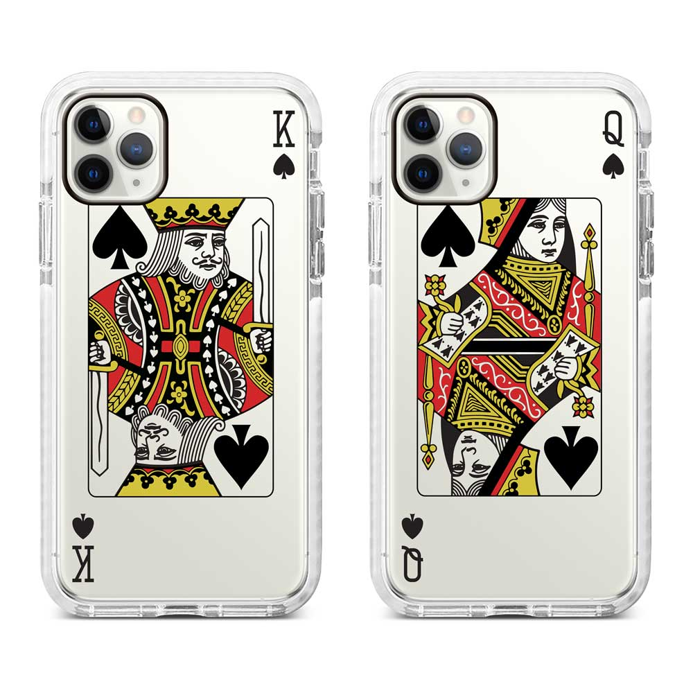 Poker King and Queen