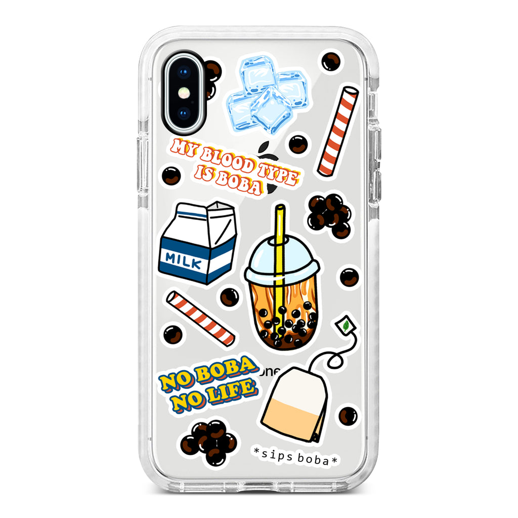 Boba Aesthetic Stickers Cassion Store
