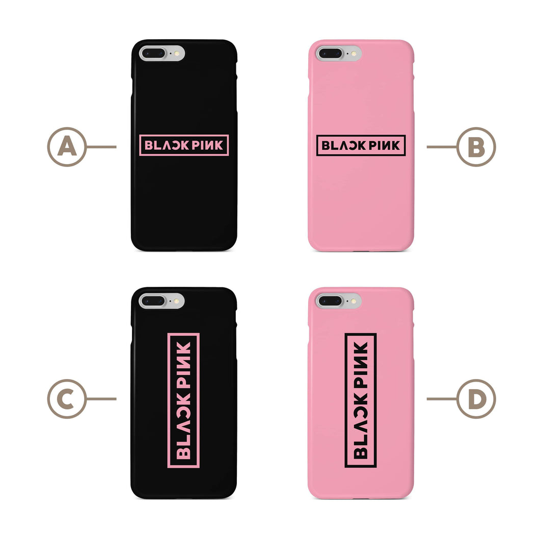 Case Blackpink BP-01 Phone Case Cassion