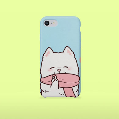 Case Cat CAT-12 Phone Case Cassion