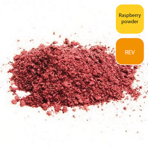 REV Raspberry Powder (100kg Minimum order - Shipped in 2 weeks)
