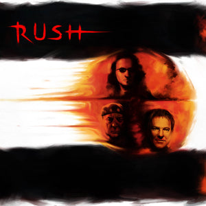 Rush Vapor Trails Limited Art print.