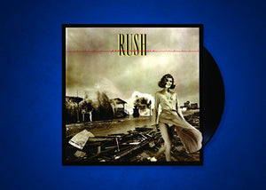 Rush Permanent Waves 200gr Vinyl Reissue!