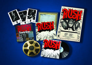 Rush 1st Album Remastered Vinyl box!!