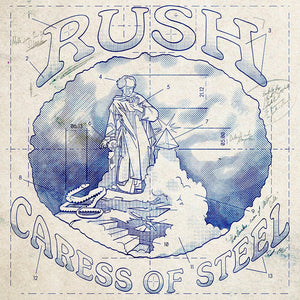 RUSH Caress of Steel Blueprint (Limited to 60)