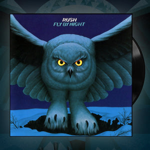 RUSH: Fly By Night Vinyl