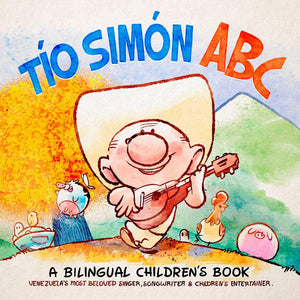 Tío Simón ABC Hardcover Book
