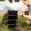 Tactical Falcon 28E - Portable Solar Panel