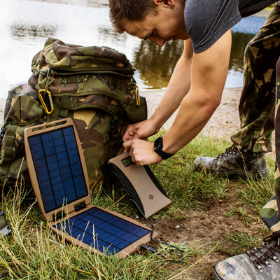 Tactical Solargorilla - Portable Solar Charger