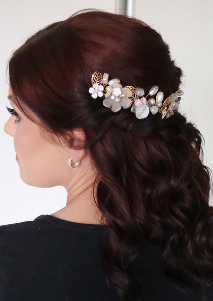 Stardust Bridal Hairpiece