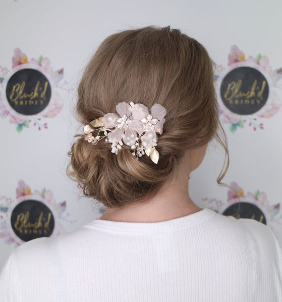 Cora Bridal Hairpiece