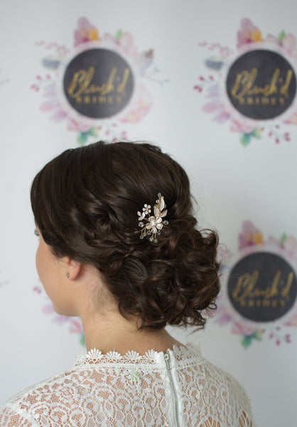 Autumn Bridal Hair Pin