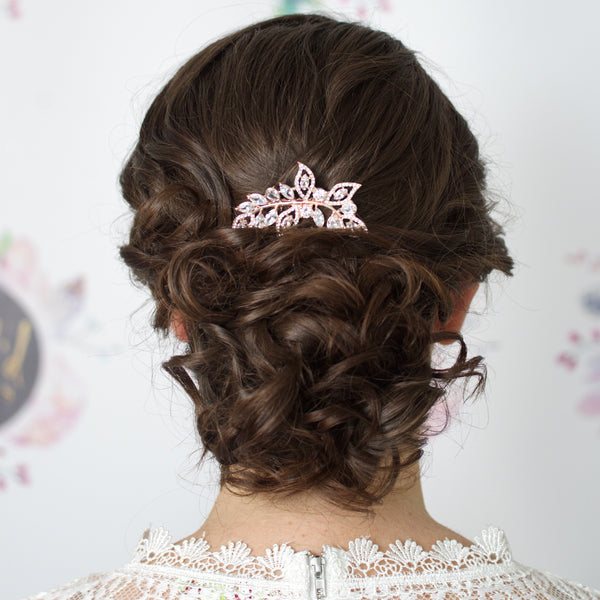 Briar Rose Bridal Hairpiece