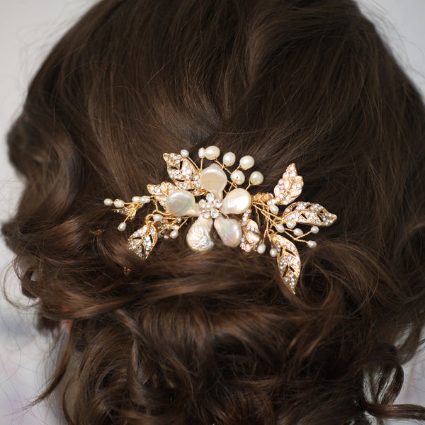 Cali Bridal Hairpiece
