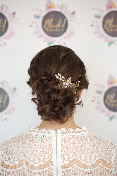 Elora Bridal Hairpiece