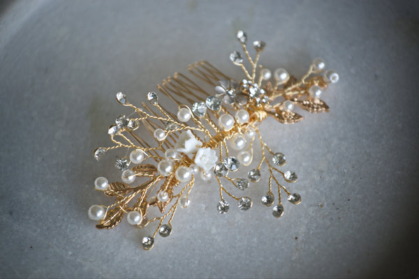 Juliet Bridal Hairpiece