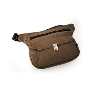 BesarBag canvas caqui