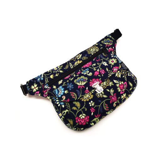 BesarBag jacquard flores colores