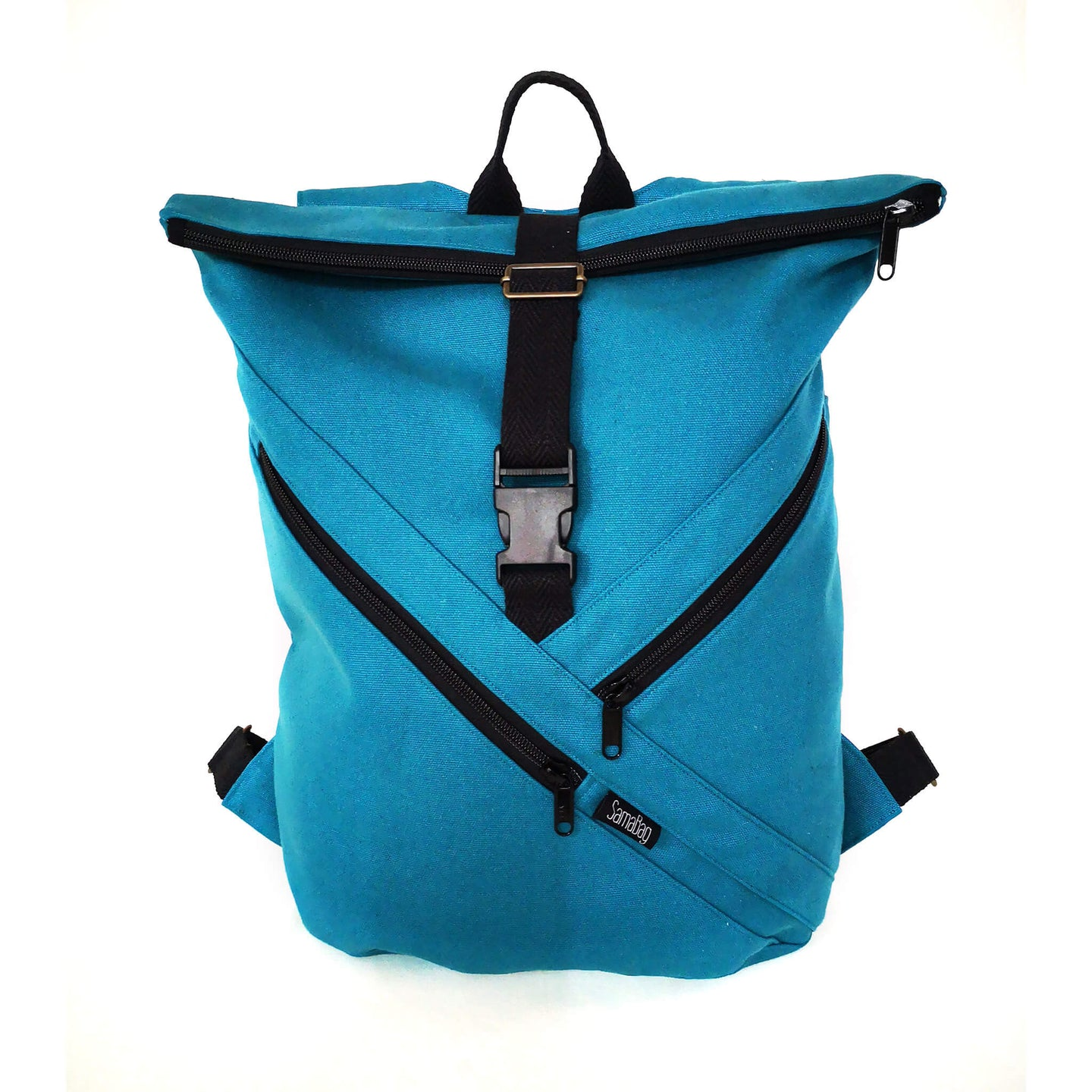 DryBag canvas azul