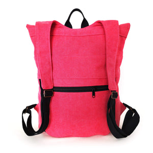 DryBag canvas rosa