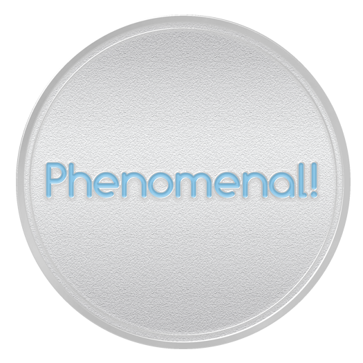 PHENOMENAL Spot Award or 2nd Year Service Anniversary Coin