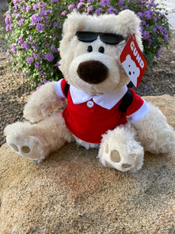 Teddy Finnagin Packed and Ready to Sail! Buy One and One is Donated to Comfort Cases in Your Name