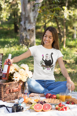 Life's Precious Moments Capuchin Monkey Tee
