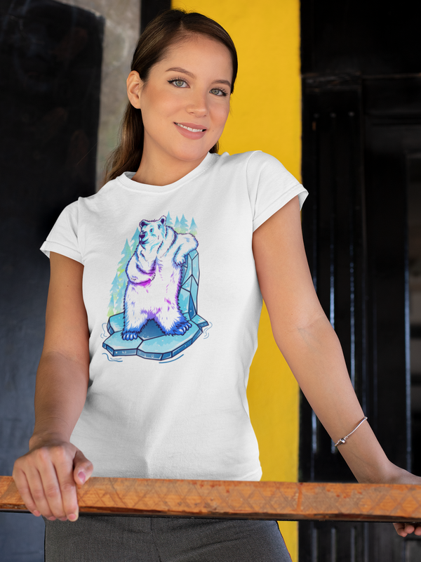 SILENT WHISPERS™ Polar Bear Tee