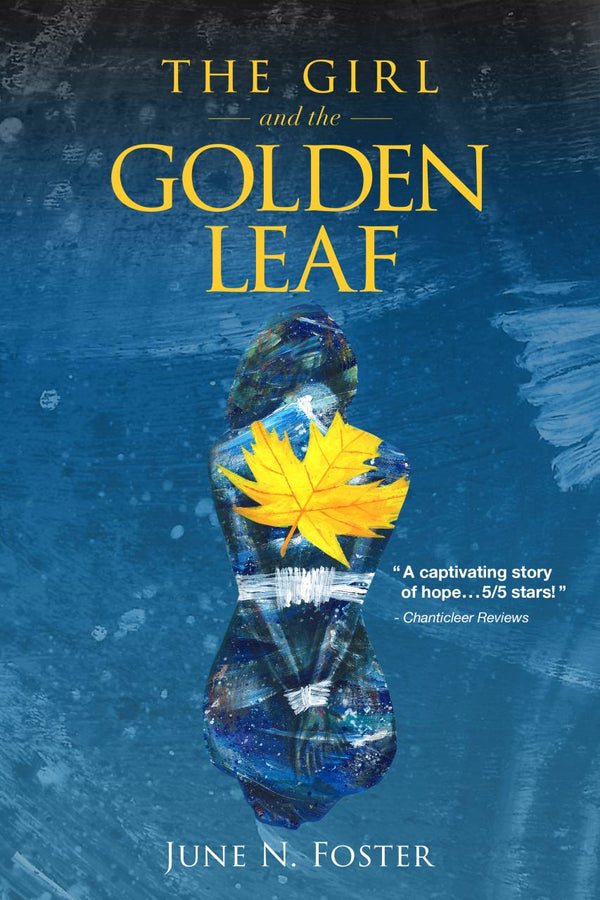 The Girl and the Golden Leaf - Signed Copy