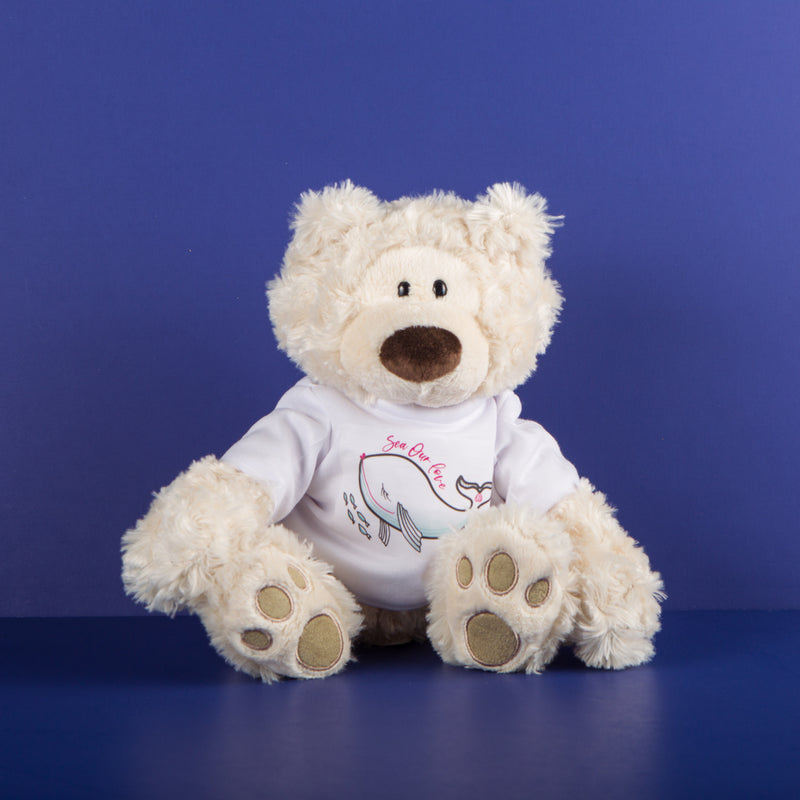 Teddy Finnagin (GUND) - Buy One and One is Donated to Comfort Cases in Your Name
