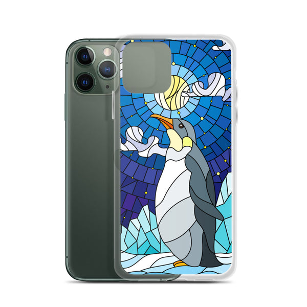 King Penguin iPhone Case