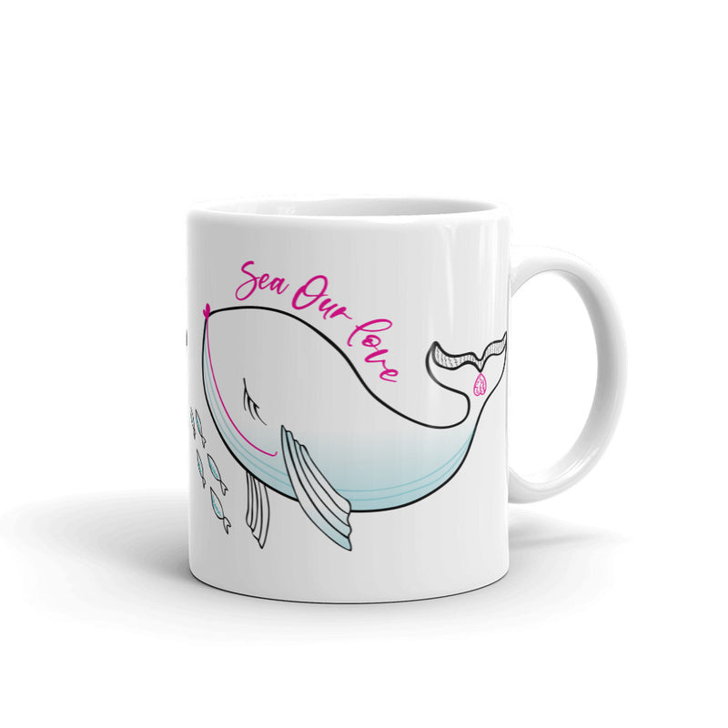 Sea Our Love Mug