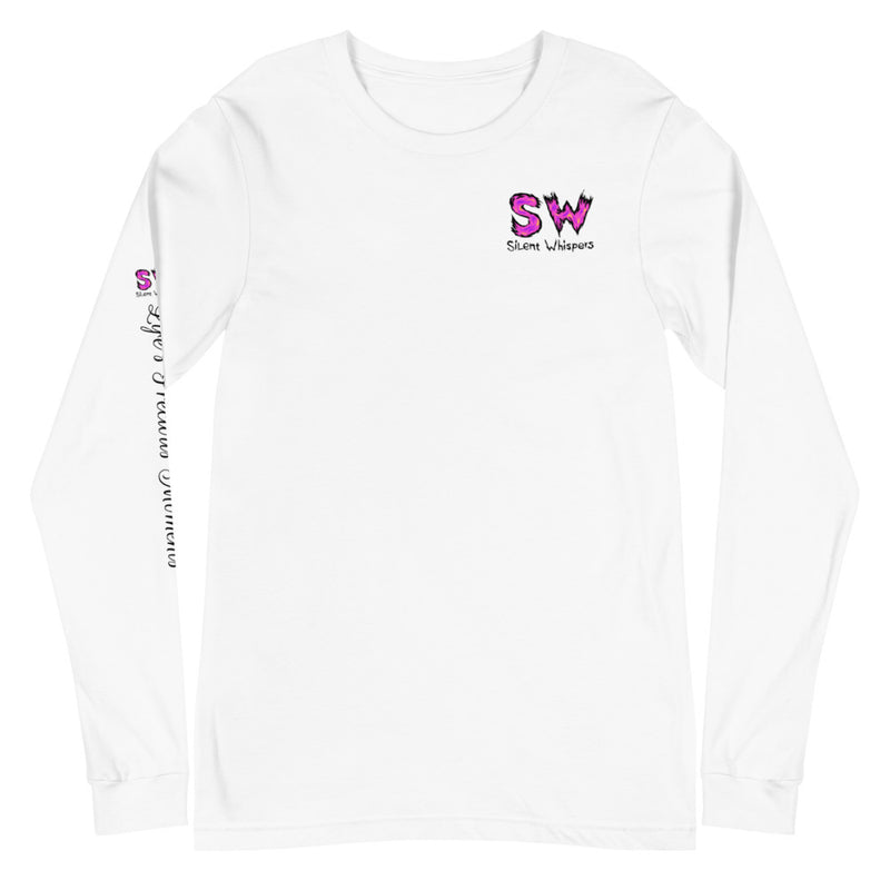 SILENT WHISPERS™ Capuchin Monkey Long Sleeve