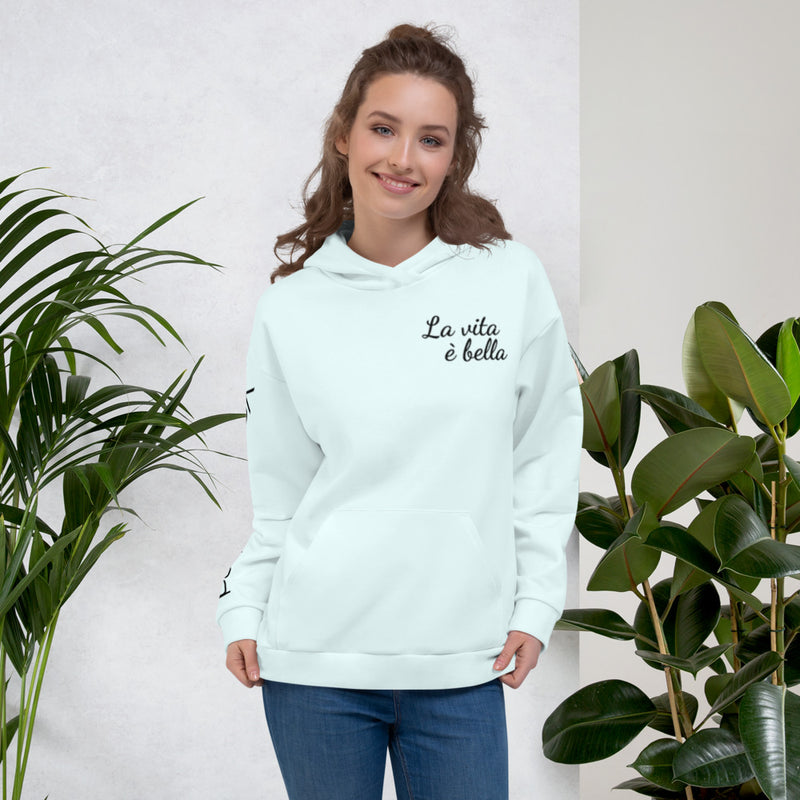 SEA OUR LOVE™ La vita è bella Hoodie