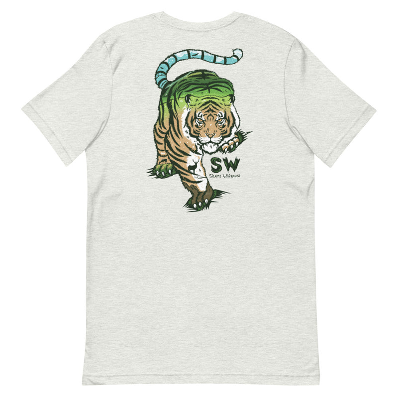 Bengal Tiger Front & Back Design Tee