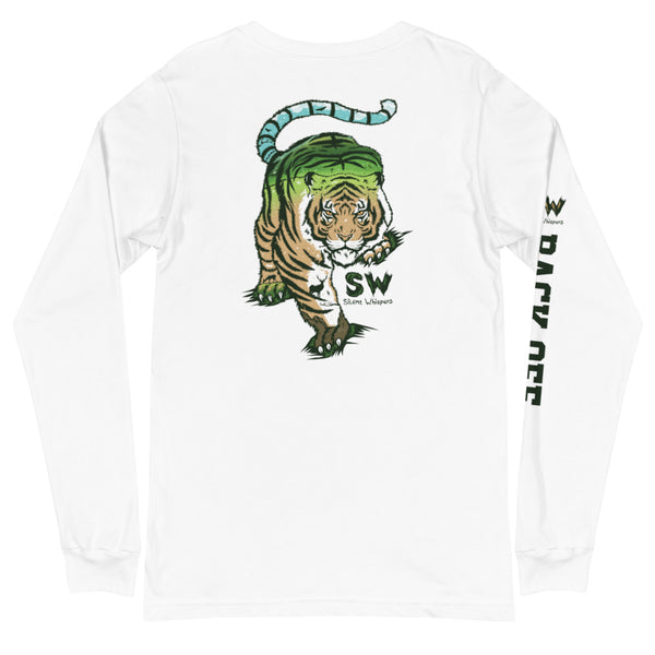 "Bengal Tiger ""Back Off"" Long Sleeve"