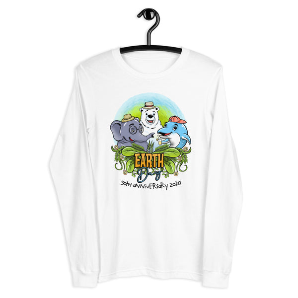 Earth Day 50th Anniversary 2020 (special edition) Long Sleeve Tee
