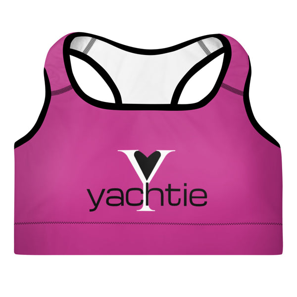 Yachtie Love Sports Bra